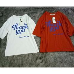 áo thun thank you