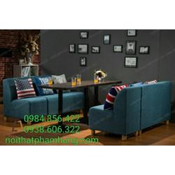 sofa nhà hàng giá rẻ nhất thị trường