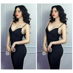 Đầm body 2 dây sexy cao cấp