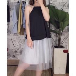 Áo yếm và chân váy
