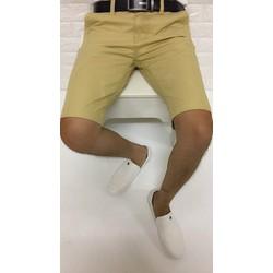 quần sọt kaki nam