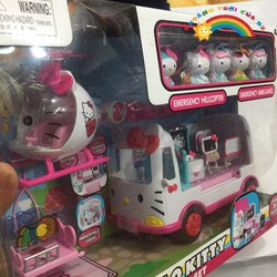 Rescue Set - Hello Kitty KTC475
