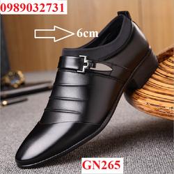 Giày tây nam tăng chiều cao - GN265