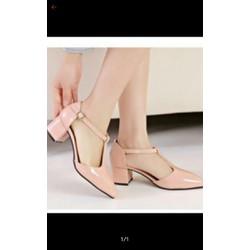 giày xinh tôn dáng
