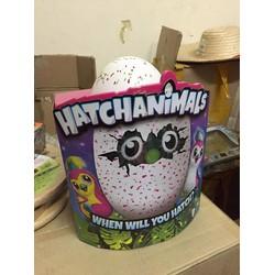 Đồ chơi trứng nở  Hatchanimals hay Hatchimals Egg  Quả To
