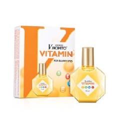 V.Rohto Vitamin - Hỗ trợ cải thiện tình trạng giảm thị lực, mắt mờ