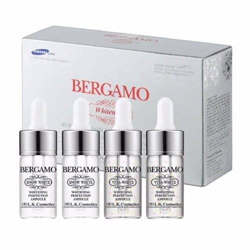 Hộp 4 ống Serum dưỡng trắng Bergamo Snow White và Viva White - 5132353 , 8440781 , 15_8440781 , 250000 , Hop-4-ong-Serum-duong-trang-Bergamo-Snow-White-va-Viva-White-15_8440781 , sendo.vn , Hộp 4 ống Serum dưỡng trắng Bergamo Snow White và Viva White
