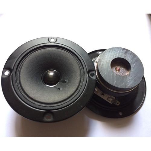 Loa treble tròn BMB 10 cm M1 từ kép: 2 chiếc