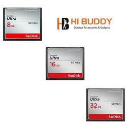 Thẻ Nhớ CompactFlash CF SanDisk Ultra 16GB