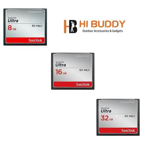 Thẻ Nhớ CompactFlash CF San Disk Ultra 16GB
