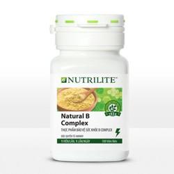 Vitamin B Amway Vitamin B Nutrilite 100 viên