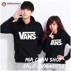 Áo khoác hoodie vans