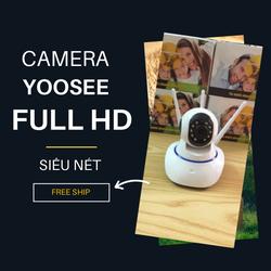 [bán chạy ]camera yoosee 3 râu siêu nét giá rẻ