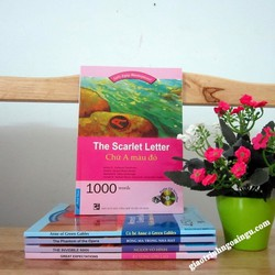 The scarlet letter - Chữ A màu đỏ - Kèm CD