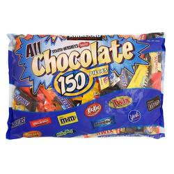 Kẹo chocolate Kirkland Signature All Chocolate, 150 miếng