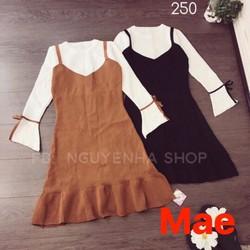 Set váy áo