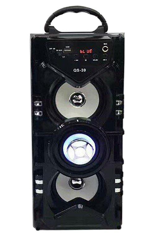Loa bluetooth - karaoke QS-39 2