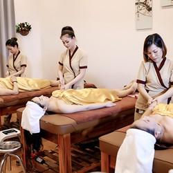 Thư giãn giải độc- Massage xông hơi Y Học Cổ Truyền-House Spa