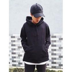 Áo hoodie zip tà