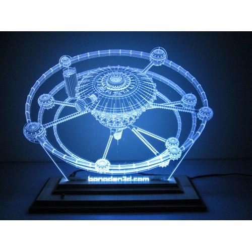 Đèn Led 3D|Mô Hình Tàu Không Gian X Space - 5138452 , 8449859 , 15_8449859 , 600000 , Den-Led-3DMo-Hinh-Tau-Khong-Gian-X-Space-15_8449859 , sendo.vn , Đèn Led 3D|Mô Hình Tàu Không Gian X Space