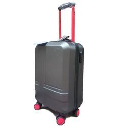 Vali kéo có khóa số SkyLink Bravia 20inch đen Tặng thẻ hành lý