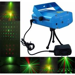 đèn laser sân khấu cảm ứng nhạc