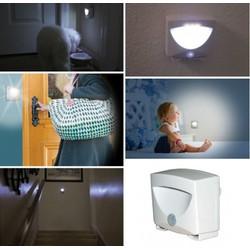 Đèn cảm biến tự bật sáng thông minh Mighty Light