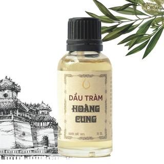 Dầu tràm cho bé - dầu tràm Hoàng Cung 30ml - TRAM_30_B thumbnail