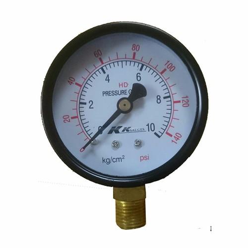 Đồng hồ đo áp suất 10 Kg
