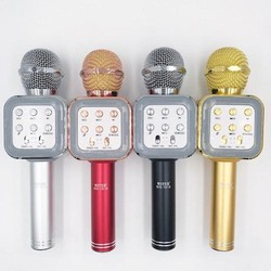 Micro karaoke kèm loa 1818