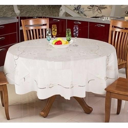Khăn trải bàn tròn 152cm nhựa PVC Meiwa Nhật Bản - 5144322 , 8461495 , 15_8461495 , 299000 , Khan-trai-ban-tron-152cm-nhua-PVC-Meiwa-Nhat-Ban-15_8461495 , sendo.vn , Khăn trải bàn tròn 152cm nhựa PVC Meiwa Nhật Bản