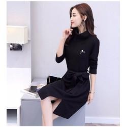 Đầm Len Suông mẫu mới siêu hot