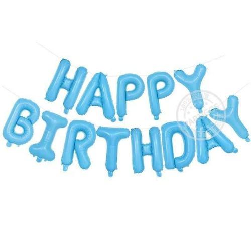 chữ happy birthday