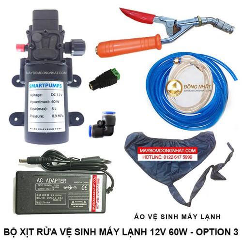 Bộ xịt rửa xe vệ sinh máy lạnh 12V 60W – Option 3 - 5142927 , 8459002 , 15_8459002 , 1120000 , Bo-xit-rua-xe-ve-sinh-may-lanh-12V-60W-Option-3-15_8459002 , sendo.vn , Bộ xịt rửa xe vệ sinh máy lạnh 12V 60W – Option 3