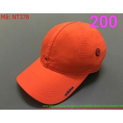 Nón kết nam nữ AD vải mềm nhiều màu cho bạn chọn NT378