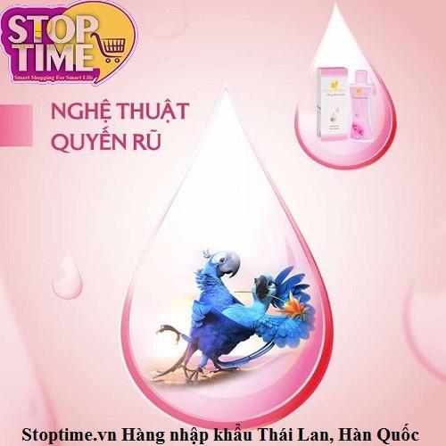 Dung dịch vệ sinh phụ nữ Linh Nhâm 3