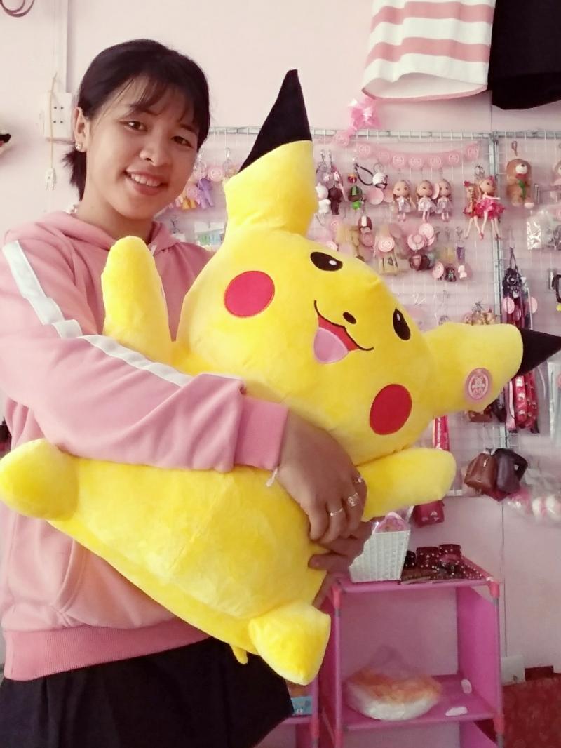 Gấu Bông Pikachu 70cm 3