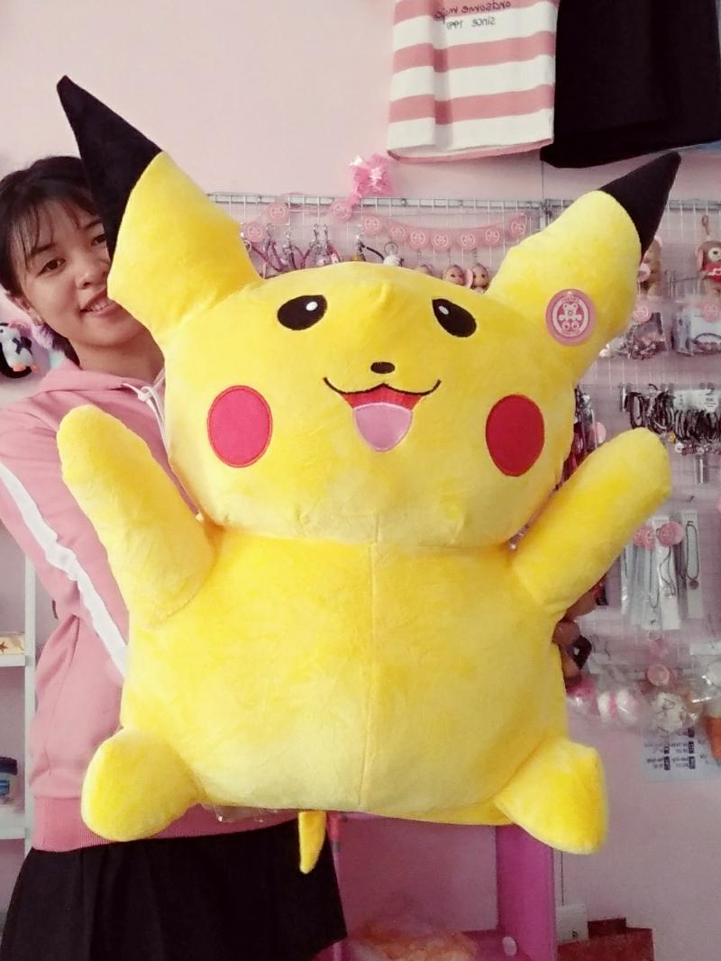 Gấu Bông Pikachu 70cm 1