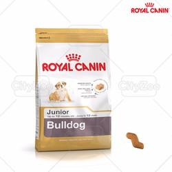 Hạt khô của Pháp dành cho chó Bulldog dưới 12 tháng Bulldog Junior 1kg