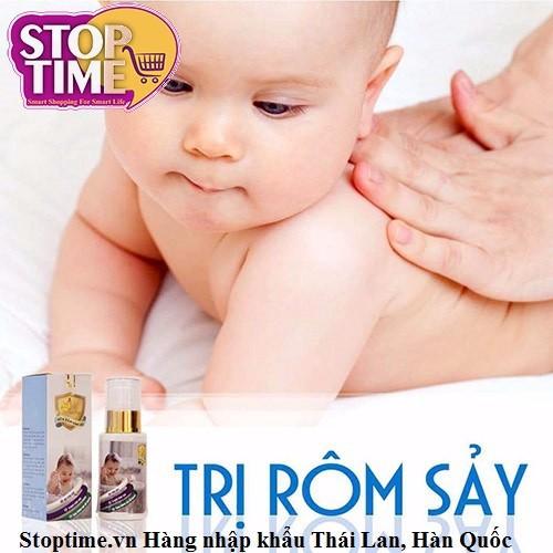 Sữa tắm Baby Linh Nhâm 3