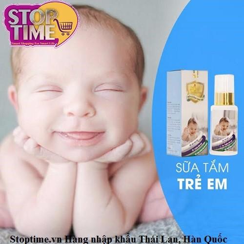 Sữa tắm Baby Linh Nhâm 2