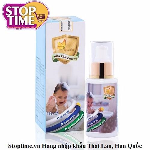 Sữa tắm Baby Linh Nhâm 1