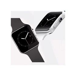 Đồng hồ thông minh Smartwatch X6 màu đen màn hình cong cao cấp