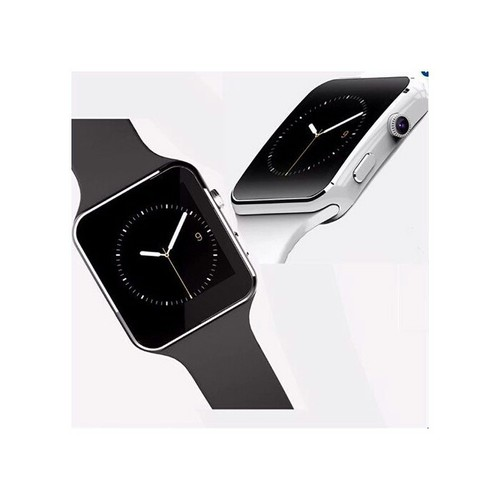Đồng hồ thông minh Smartwatch X6 màu đen màn hình cong cao cấp - 5141246 , 8456146 , 15_8456146 , 338000 , Dong-ho-thong-minh-Smartwatch-X6-mau-den-man-hinh-cong-cao-cap-15_8456146 , sendo.vn , Đồng hồ thông minh Smartwatch X6 màu đen màn hình cong cao cấp