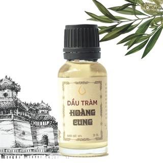 Dầu tràm cho bé - dầu tràm Hoàng Cung 20ml - TRAM_20_B thumbnail
