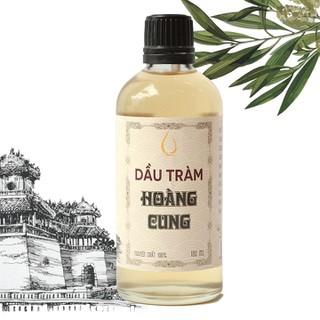 Dầu tràm cho bé - dầu tràm Hoàng Cung 100ml - TRAM_100_B thumbnail