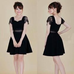 Đầm nữ dễ thương