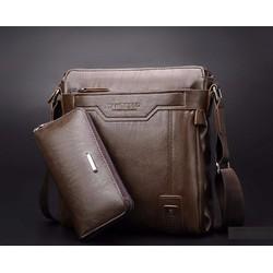 Túi đeo chéo nam kèm ví cao cấp TANMESSO