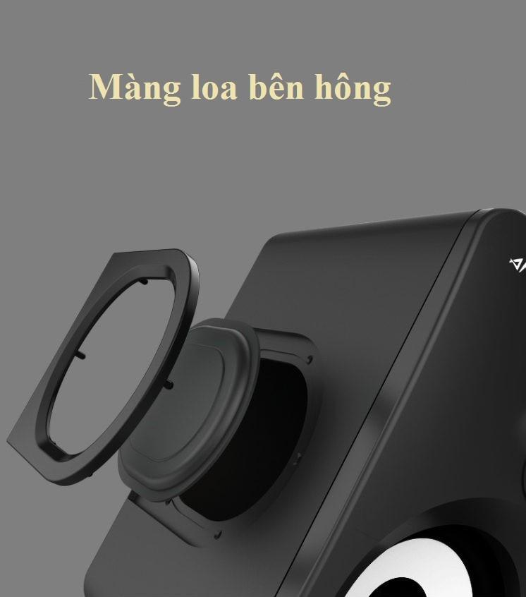 Loa Nghe Nhạc Điện thoại, Máy tính, PKCB-201 Speakers 8