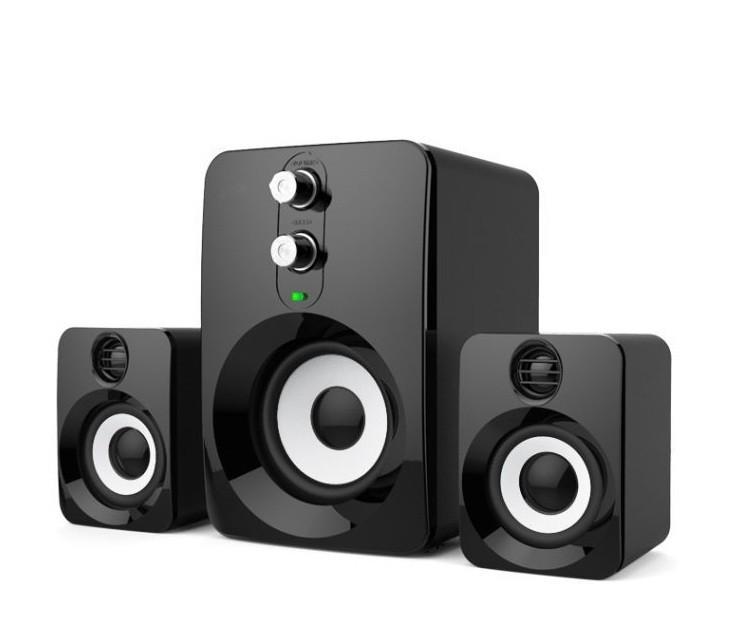 Loa Nghe Nhạc Điện thoại, Máy tính, PKCB-201 Speakers 24